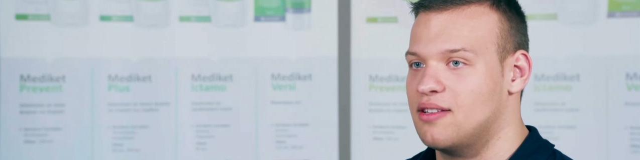 <span>Медикет превент - решениеза младежките симптоми на пърхот</span>